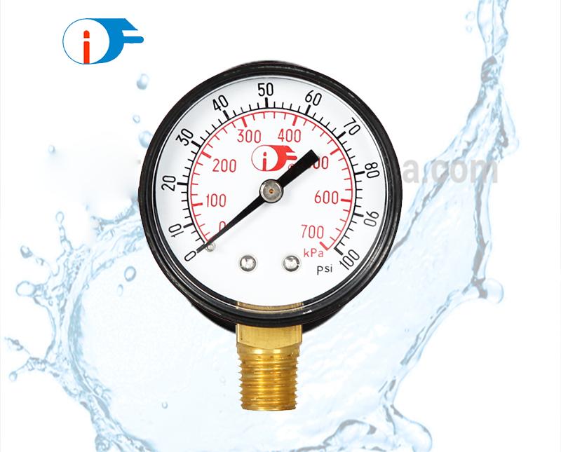 جهاز قياسات الضغط للمياة