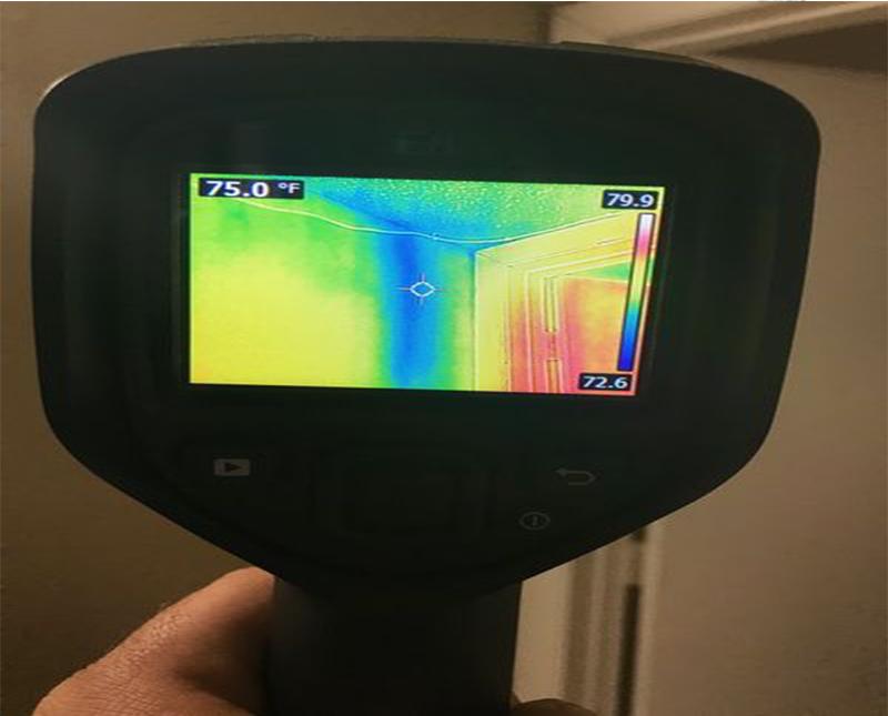 جهاز الذبذبات لكشف تسربات المياة